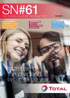 """Cover - """"The Shareholders' Newsletter #61 - Fall 2019"""""""