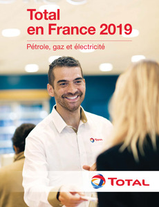 "Couverture - ""Total en France 2019"""